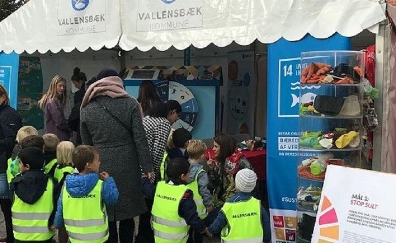 Vallensbæk bringer verdensmålene i børnehøjde