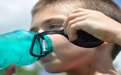 Quiz: om at drikke vand