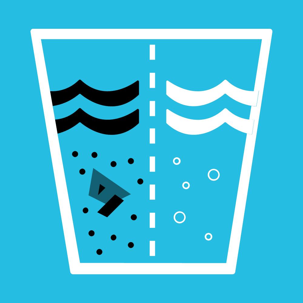 Verdensmål 6.3 og vandet vandets vej fra afløbet