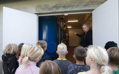 Udforsk hvor drikkevandet kommer fra på Frederiksberg, Sorø